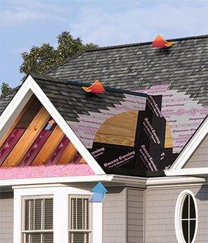 roof leak repair Houston