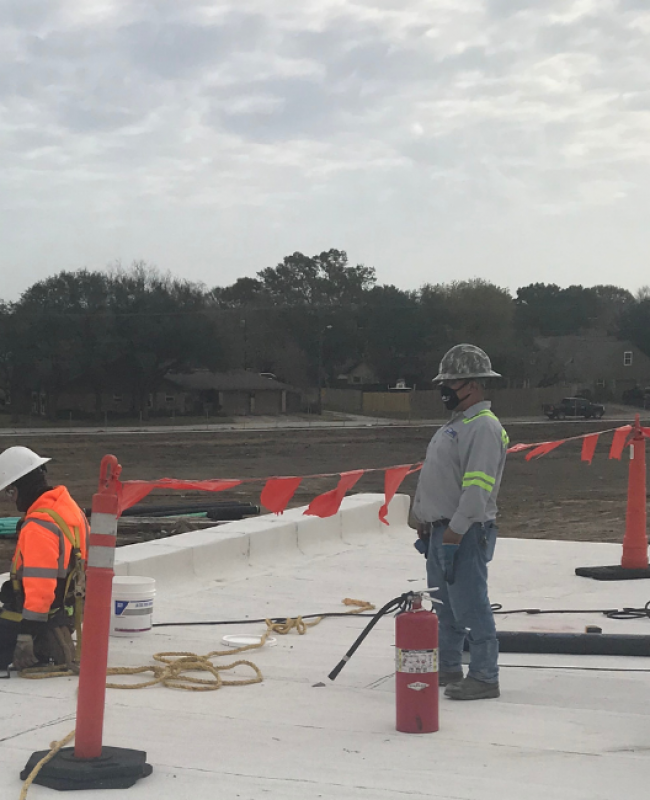 Commercial Roofing Conroe